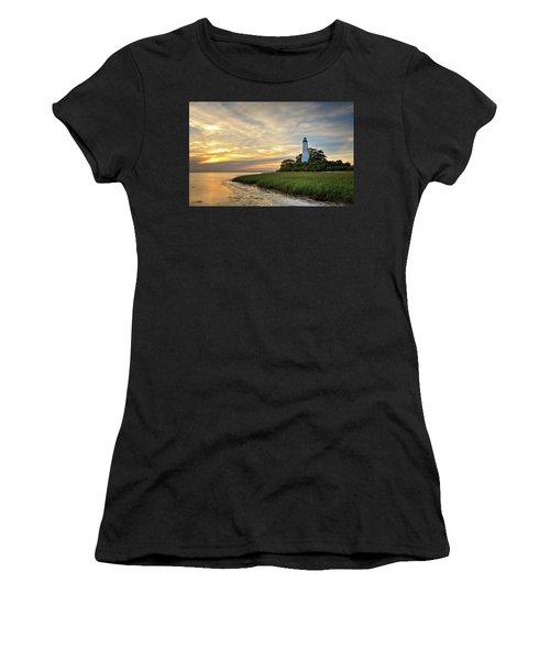 St. Mark's Lighthouse Women's T-Shirt
