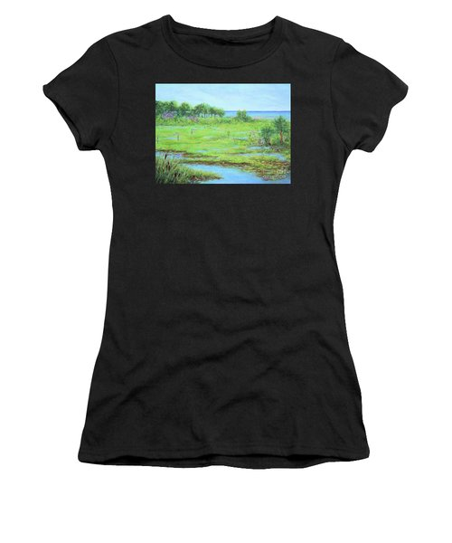 St. Marks Refuge I - Summer Women's T-Shirt