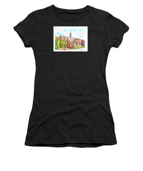 St. Mary's Catholic Church, Brighton, Utah Women's T-Shirt