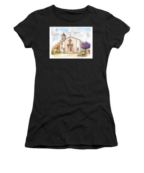 St. Mary's Catholic Church, Oakdale, California Women's T-Shirt