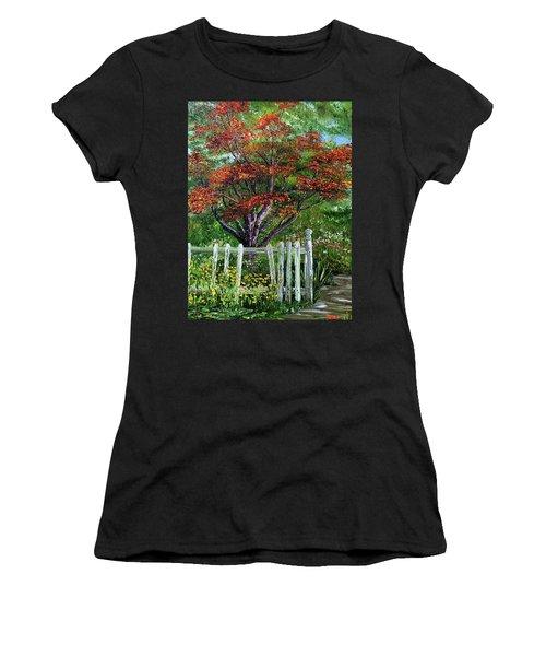 St. Michael's Tree Women's T-Shirt