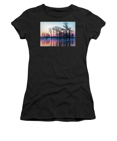 St. Patrick's Day Sunrise Women's T-Shirt (Athletic Fit)