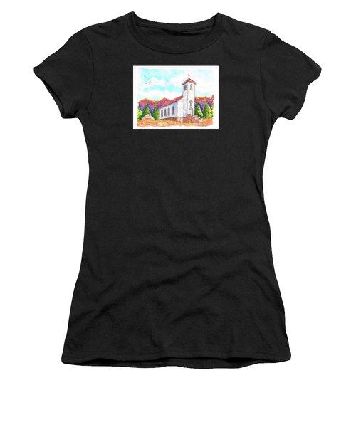 St. Peter's Catholic Church, Fayette, Mi Women's T-Shirt
