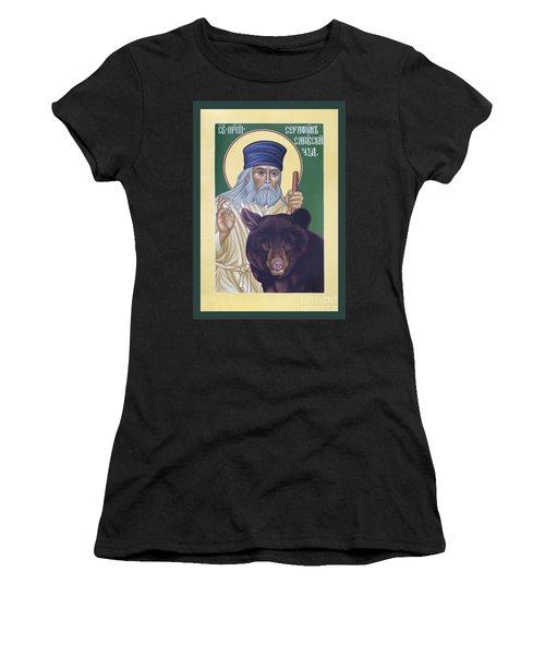 St. Seraphim Of Sarov - Rlses Women's T-Shirt