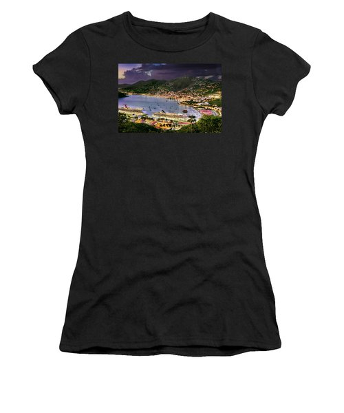 St Thomas Nights Women's T-Shirt