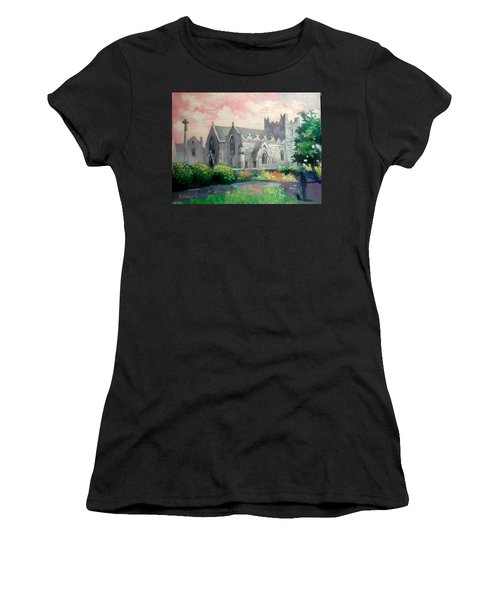 St Trinity Abbey Adare County Limerick Ireland Women's T-Shirt (Athletic Fit)