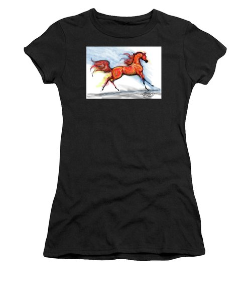 Staceys Arabian Horse Women's T-Shirt