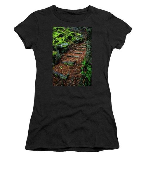 Stairway To..... Women's T-Shirt