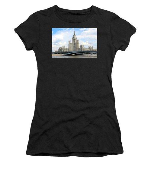 Kotelnicheskaya Embankment Building Women's T-Shirt