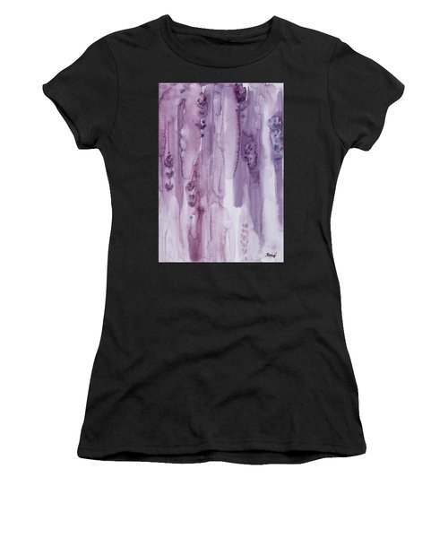 Stalks Of Lavender Women's T-Shirt