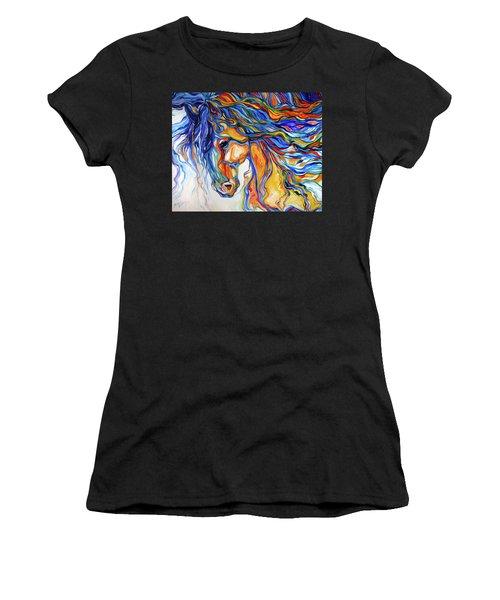Stallion Southwest By M Baldwin Women's T-Shirt