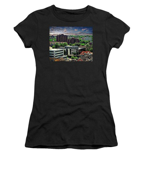 Stamford Cityscape Women's T-Shirt