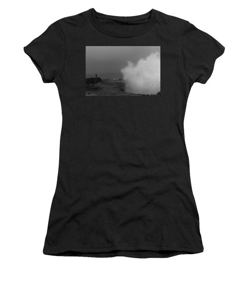 Standing Against Nature Women's T-Shirt