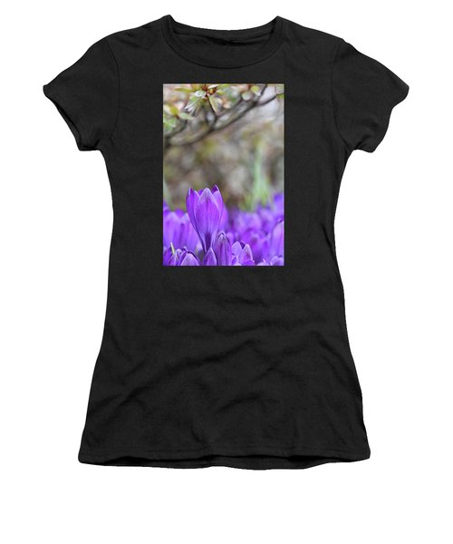 Standing Out From The Crowd Women's T-Shirt