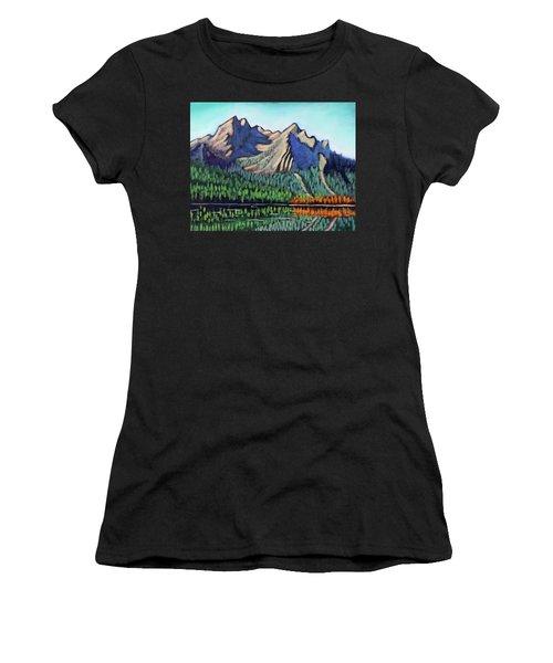 Stanley Lake Women's T-Shirt