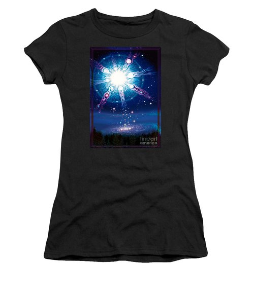 Star Matrix Women's T-Shirt