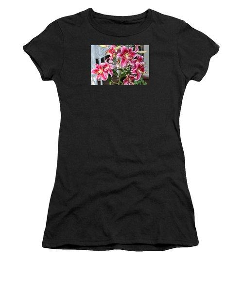 Stargazer Women's T-Shirt (Junior Cut) by Denise Romano