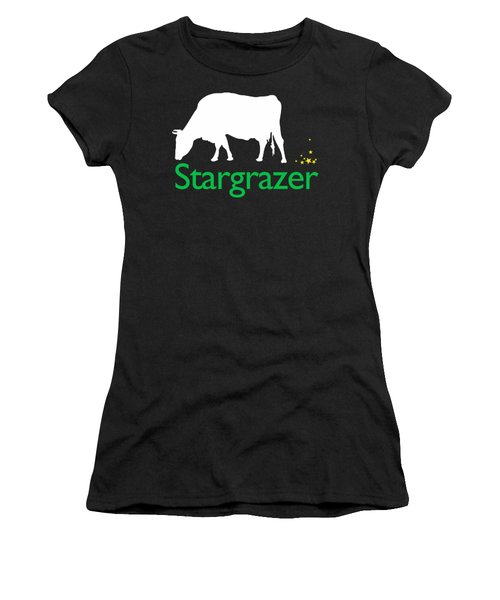 Stargrazer Women's T-Shirt (Junior Cut) by Jim Pavelle