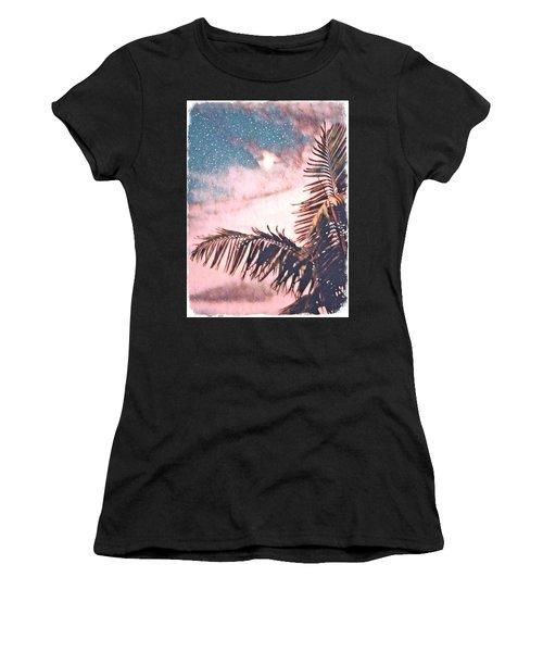 Starlight Palm Women's T-Shirt