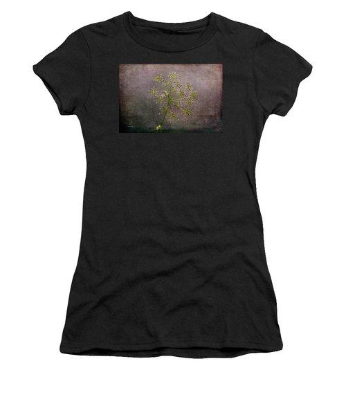 Women's T-Shirt featuring the photograph Starry Flower by Randi Grace Nilsberg