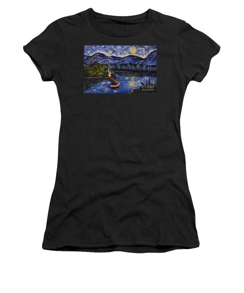 Starry Lake Women's T-Shirt