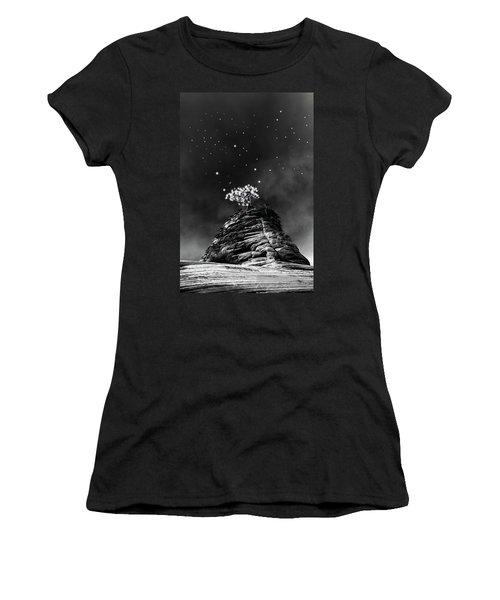 Stars At Night Women's T-Shirt