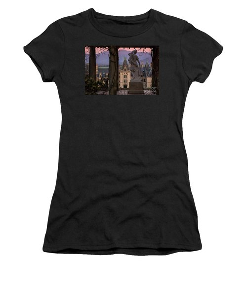 Statue Of Diana Women's T-Shirt (Athletic Fit)