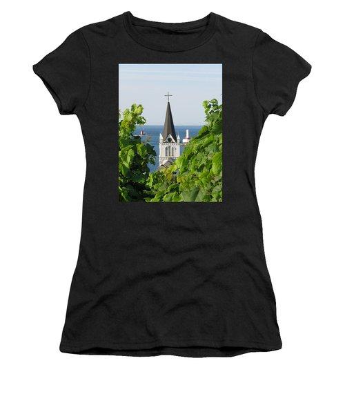 Ste. Anne's Steeple Women's T-Shirt
