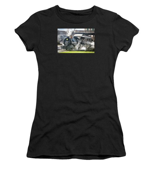 Steam Engine #30 Women's T-Shirt