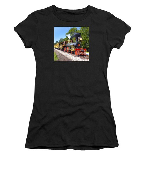 Steaming Into History Women's T-Shirt