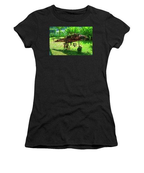 Steampunk From Mozambique Civil War Women's T-Shirt