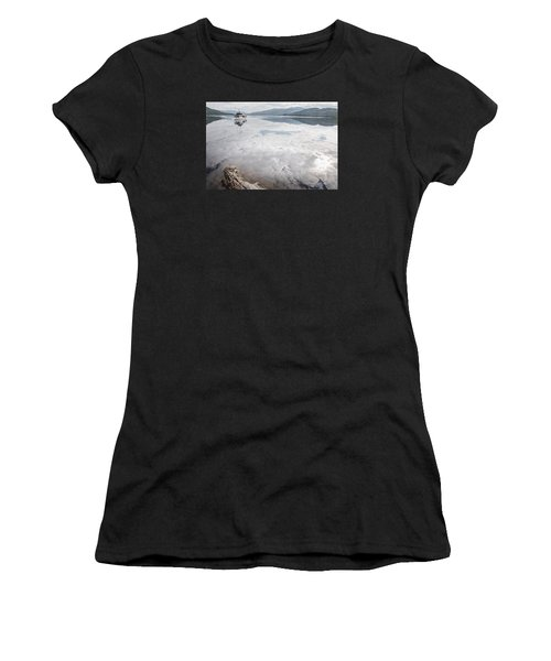 Steamship Sir Walter Scott On Loch Katrine Women's T-Shirt