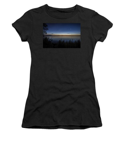 Steelworkers Park View At Dawn Women's T-Shirt