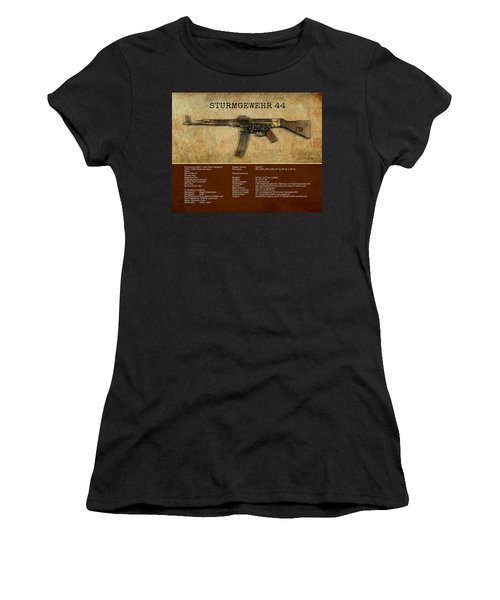 Stg 44 Sturmgewehr 44 Women's T-Shirt (Athletic Fit)
