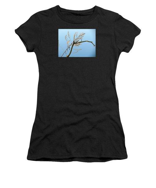 Sticks Women's T-Shirt (Athletic Fit)