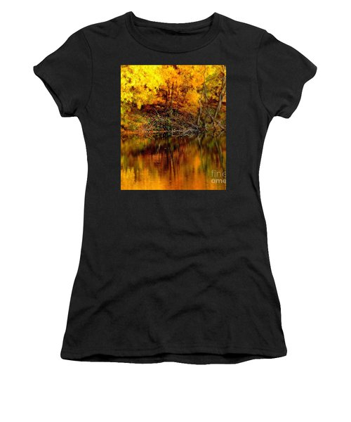 Still Gold Women's T-Shirt (Athletic Fit)