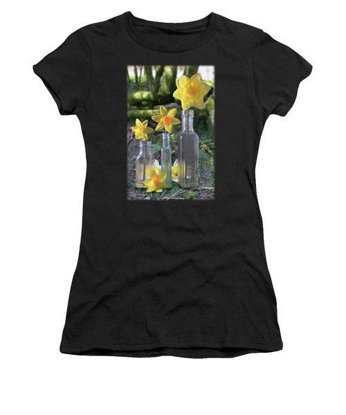 Still Life In The Woods Women's T-Shirt