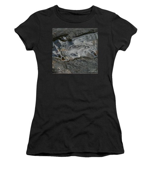 Still Stream Skeleton Screams Women's T-Shirt