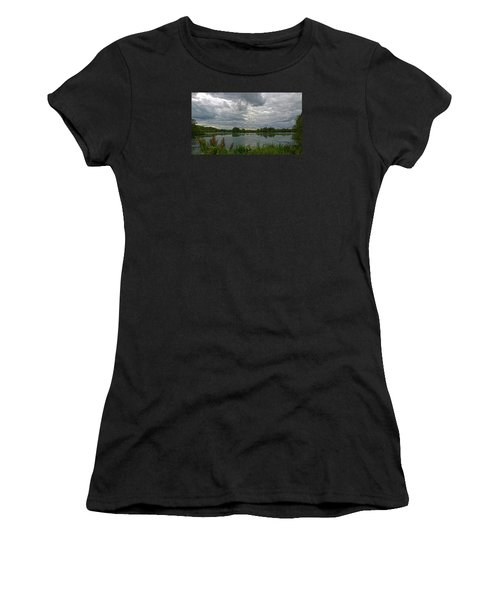 Still Waters Women's T-Shirt (Athletic Fit)