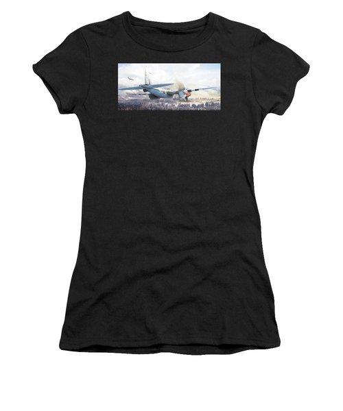 Sting Of The Mosquito Women's T-Shirt
