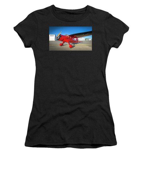 Stinson Reliant Rc Model 03 Women's T-Shirt (Athletic Fit)