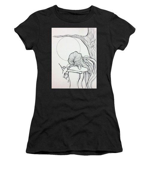 Stone Angel Women's T-Shirt