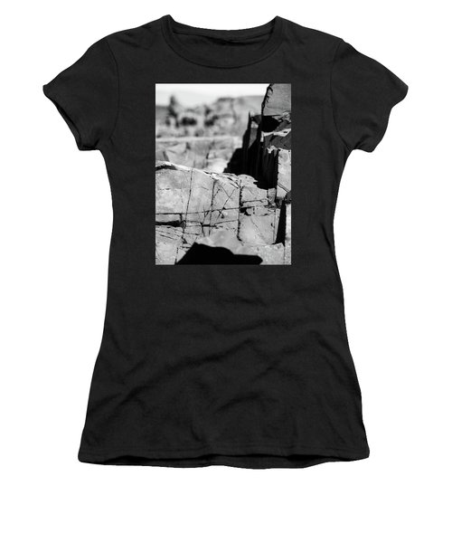 Stone Architecture Women's T-Shirt (Athletic Fit)