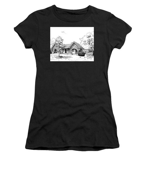 Stone Ave. Train Station Women's T-Shirt