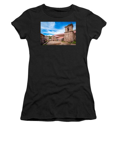 Stone Buildings Women's T-Shirt