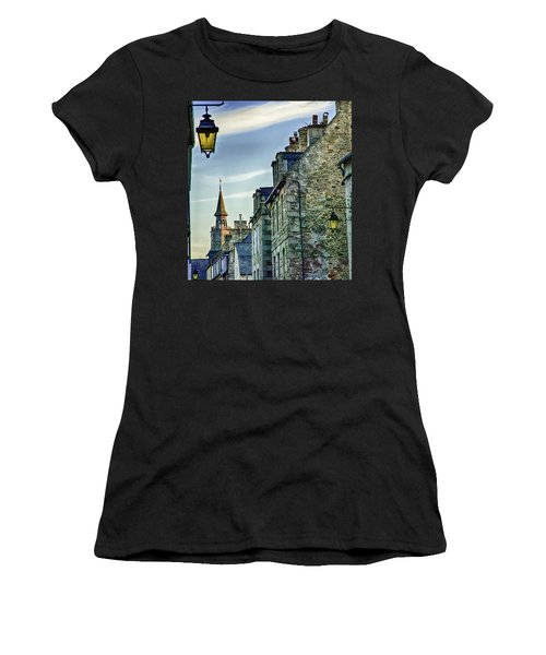 Stone Walled Women's T-Shirt (Athletic Fit)
