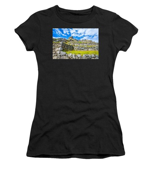 Stone Walls Women's T-Shirt