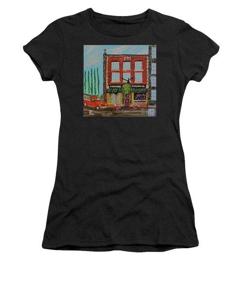 Stoneface Brewing Co. Women's T-Shirt