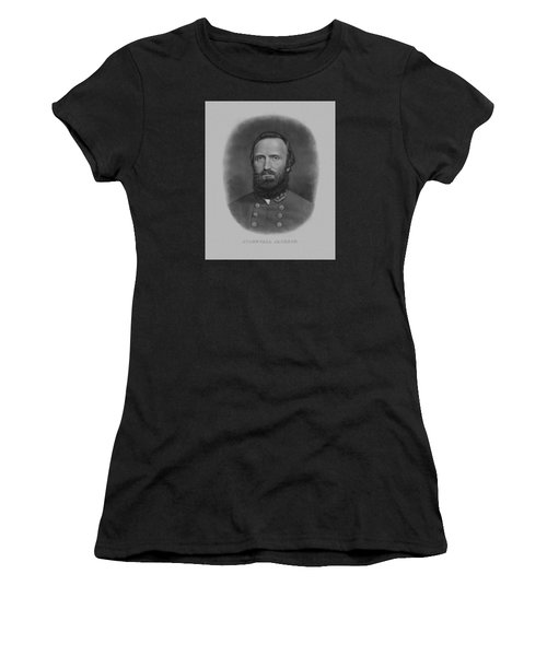 Stonewall Jackson Women's T-Shirt