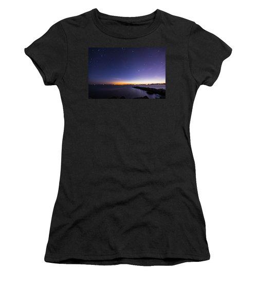 Stonington Skies Women's T-Shirt